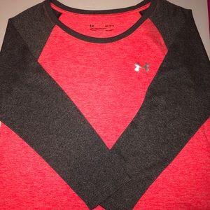 Women's Under Armour Shirt Size Medium